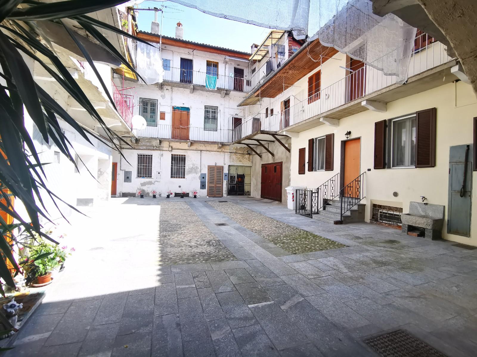 Tre locali disposto su due livelli